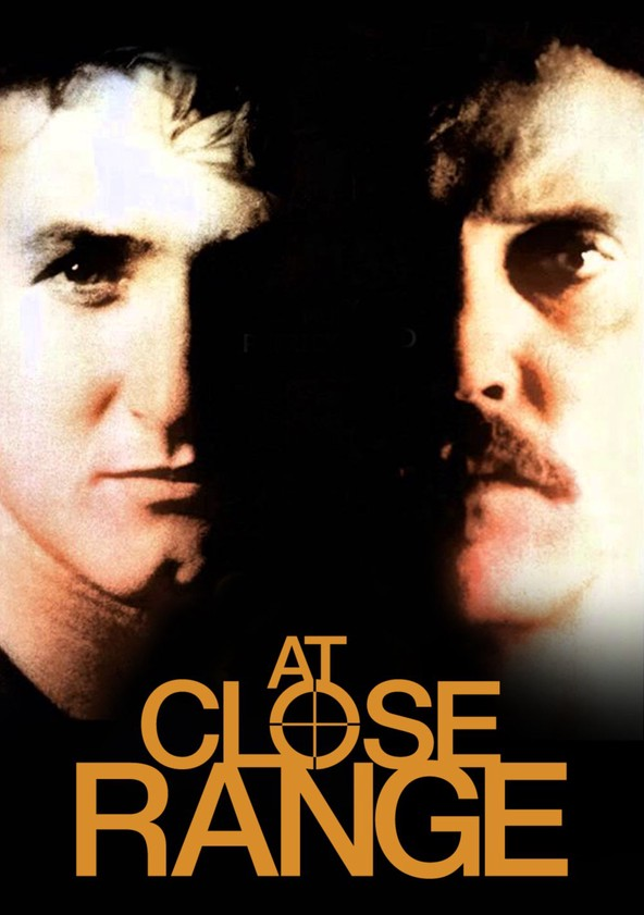 At Close Range poster