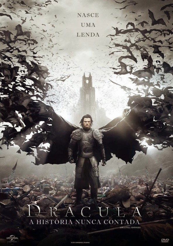 Drácula: A História Desconhecida poster