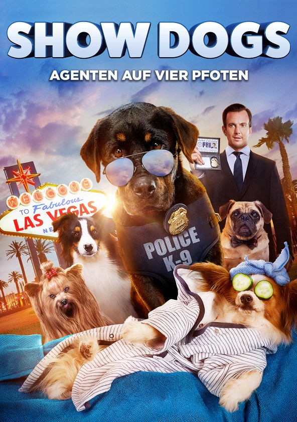 Show Dogs - Agenten auf vier Pfoten