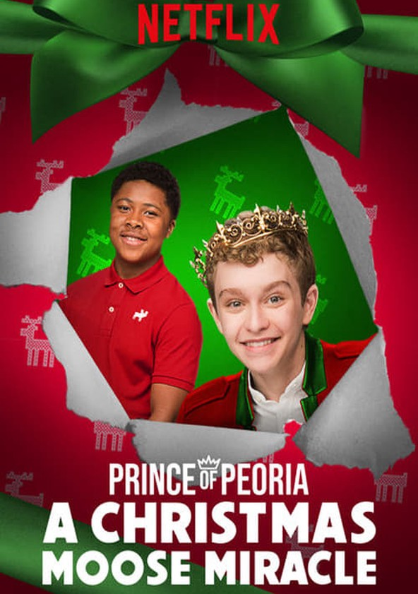 Prince of Peoria A Christmas Moose Miracle poster