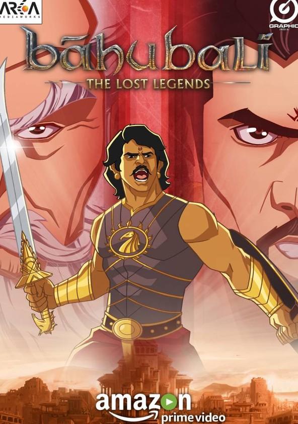 Baahubali: The lost legends