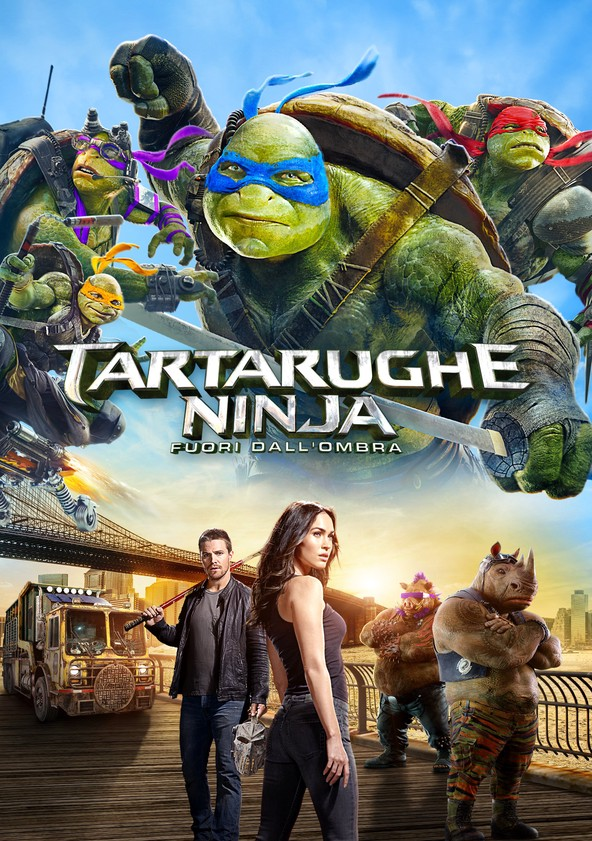 Tartarughe Ninja: Fuori dall'ombra
