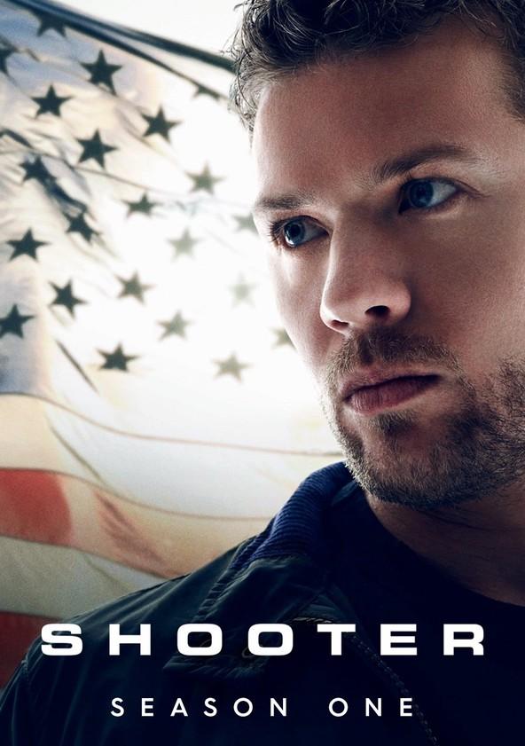 Shooter Season 1 poster