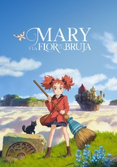 Mary y la flor de la Bruja