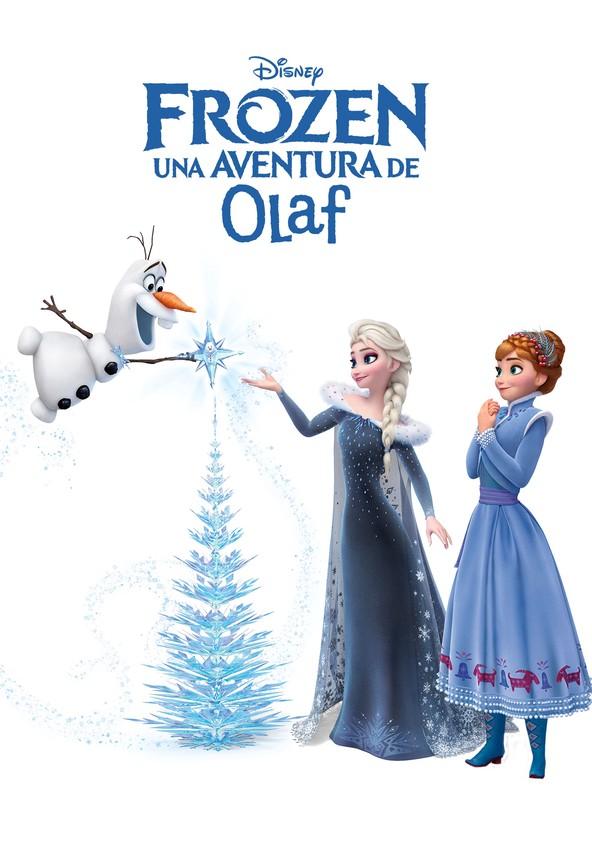 Frozen: Una aventura de Olaf poster