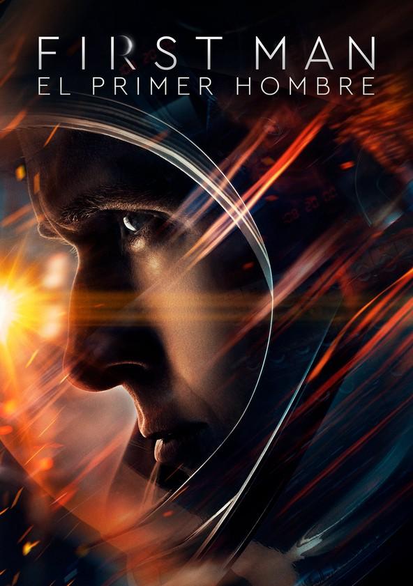 First Man (El primer hombre) poster