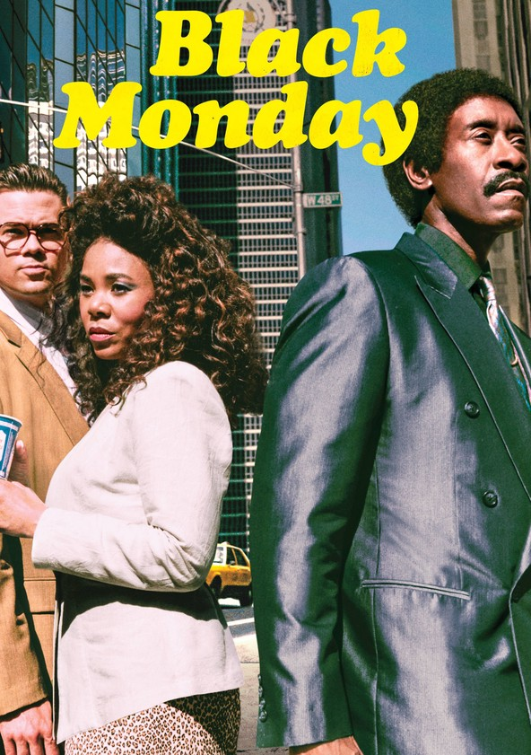 Black Monday Season 1 poster