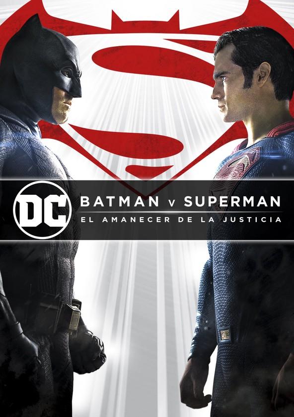 Batman v. Superman: El amanecer de la justicia poster