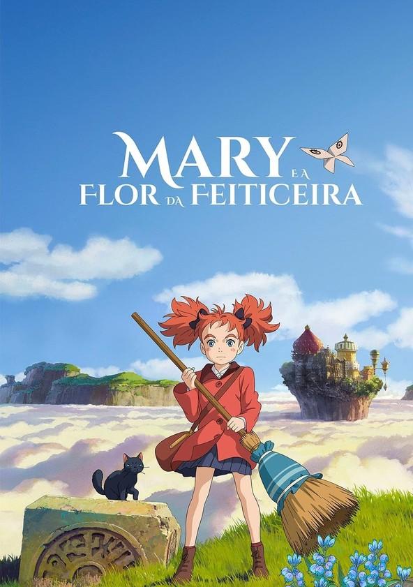 Maria e a Flor das Bruxas