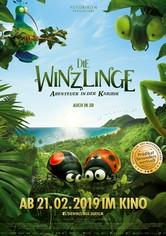 Die Winzlinge – Abenteuer in der Karibik